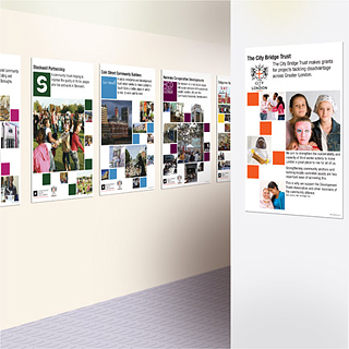 dta exhibition boards